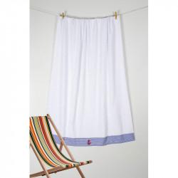 Полотенце пляжное Pestemal Anchor Stripy BARINE