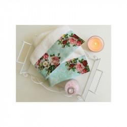 Полотенце махровое Vintage Rose BARINE