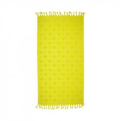 Полотенце Whale lime Желтое BARINE