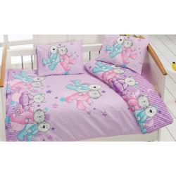 Детское постельное белье Dus v1 Pembe CLASS