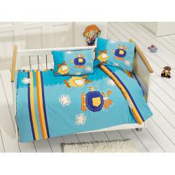 Детское постельное белье Sky v2 Turkuaz CLASS