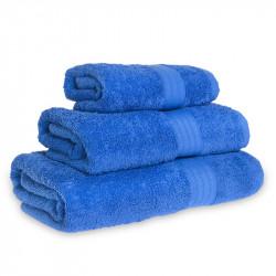 Махровое полотенце Grange Синее