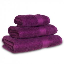 Махровое полотенце Grange Слива