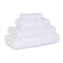 Махровое полотенце Luxury Белое