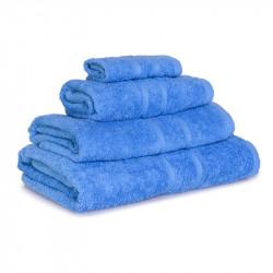 Махровое полотенце Luxury Синее