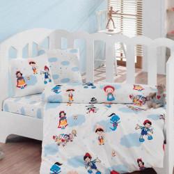 Комплект для новорожденных Masal Dunyasi Bordo COTTON BOX