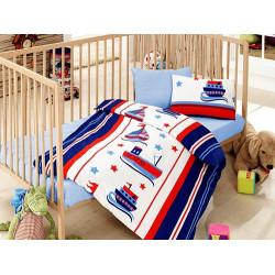 Комплект для новорожденных Denizci Mavi COTTON BOX