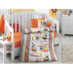 Комплект для новорожденных Hazine Oranj COTTON BOX