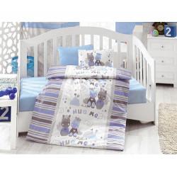 Комплект для новорожденных Midilli Mavi COTTON BOX