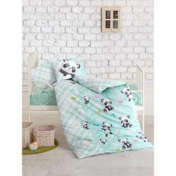 Комплект для новорожденных Panda Mint COTTON BOX