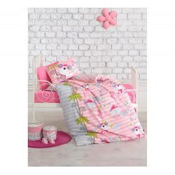 Комплект для новорожденных Sevimli Maymunlar Pembe COTTON BOX