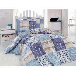 Подростковое постельное белье PRIVATE MAVI COTTON BOX