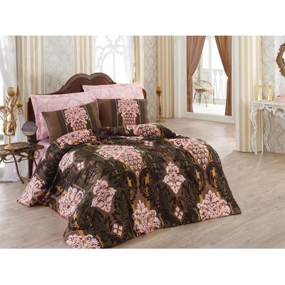 Комплект постельного белья Efsun Somon COTTON BOX