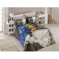 Комплект постельного белья Frilly Bej COTTON BOX