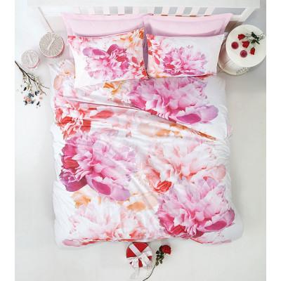 Комплект постельного белья Dreamy Pembe COTTON BOX