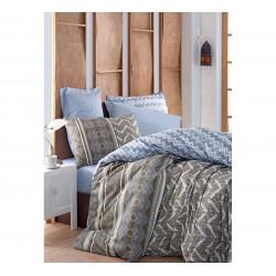 Комплект постельного белья Joy Mavi COTTON BOX