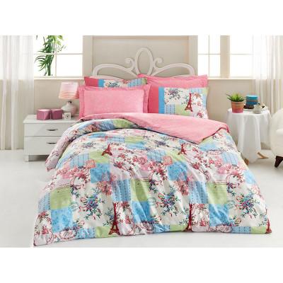 Комплект постельного белья Anya Mavi COTTON BOX
