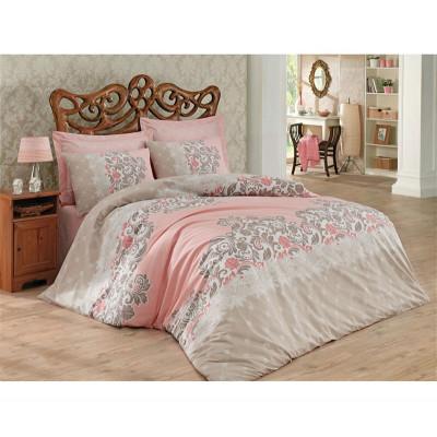 Комплект постельного белья Megan Bej COTTON BOX
