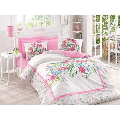 Комплект постельного белья Mehsima Pembe COTTON BOX