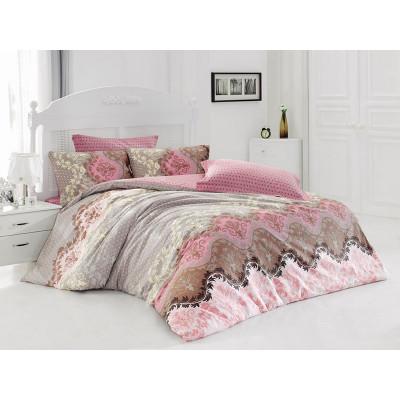 Комплект постельного белья Lida Bej COTTON BOX