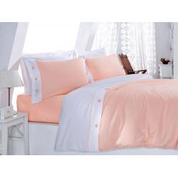 Комплект постельного белья Somon Fashion Сатин COTTON BOX