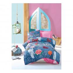 Подростковое постельное белье Kelly Pembe COTTON BOX COTTON BOX