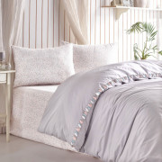 Однотонное постельное белье Rita Gri COTTON BOX