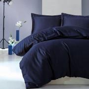 Однотонное постельное белье Lacivert COTTON BOX