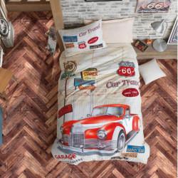 Подростковое постельное белье Route Bej COTTON BOX