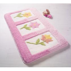 Коврик для ванной Anjelik Baby Pink Confetti