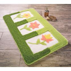 Коврик для ванной Anjelik D. Mint Green Confetti