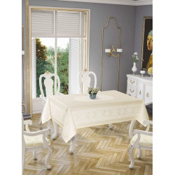 Скатерть Priencly Cream 5698-2 Tropik home