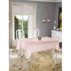 Скатерть Priencly Pink 5698-7 Tropik home