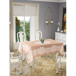 Скатерть Royal Cappucino 5698-4 Tropik home
