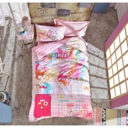 Подростковое постельное белье Escape Ранфорс COTTON BOX