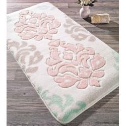 Коврик для ванной Damask L. Pink (P. Pembe) Confetti TM