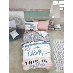 Подростковое постельное белье Fashion Ранфорс COTTON BOX