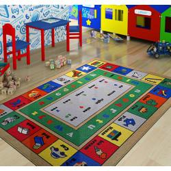 Детский коврик Lesson Mavi Confetti TM