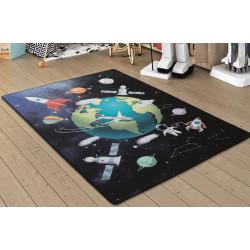 Детский коврик Outer Space Lacivert Confetti TM