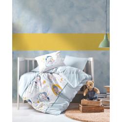 Детское постельное белье Bear Ранфорс COTTON BOX