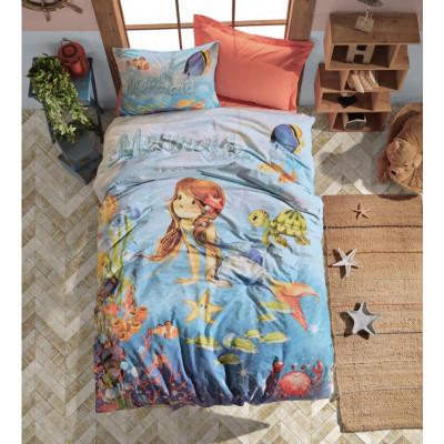 Подростковое постельное белье Mermaid COTTON BOX