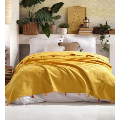 Покрывало пике Ziller Yellow DIVA