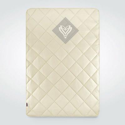 Летнее одеяло COMFORT STANDART Молочное 140х210