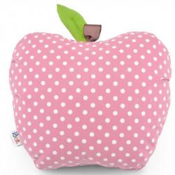 Подушка декоративная Яблоко Розовая ТМ ИДЕЯ