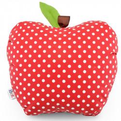 Подушка декоративная Яблоко Красная ТМ ИДЕЯ