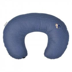 Подушка для кормления Равлик темно-синя ТМ ИДЕЯ
