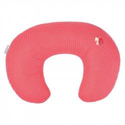 Подушка для кормления Равлик червона ТМ ИДЕЯ
