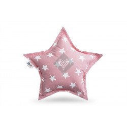 Подушка игрушка Звезда XXL Пудра ТМ ИДЕЯ