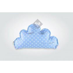 Подушка игрушка Облачко/Звездочка Голубой ТМ ИДЕЯ