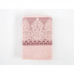 Полотенце Jakarli Vanessa pembe розовое IRYA